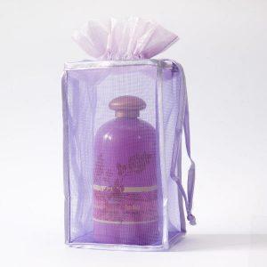 Geschenkverpakking met bodem maat 101 lavendel